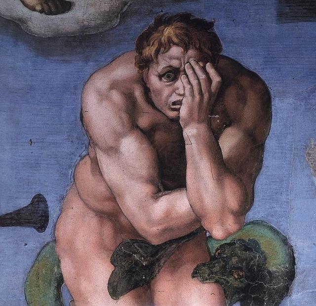 I denti di Michelangelo